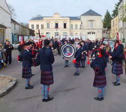 Pipers in Maule